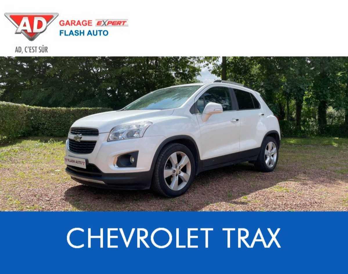 Chevrolet Trax 1.7 VCDI LT occasion