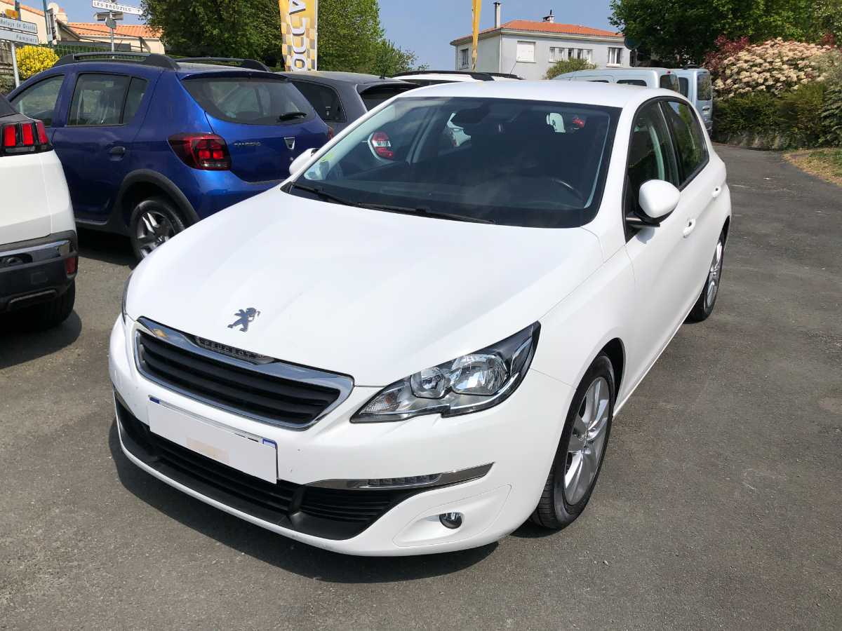 Peugeot 308 1.6 hdi 100 CV BUSINESS PACK occasion