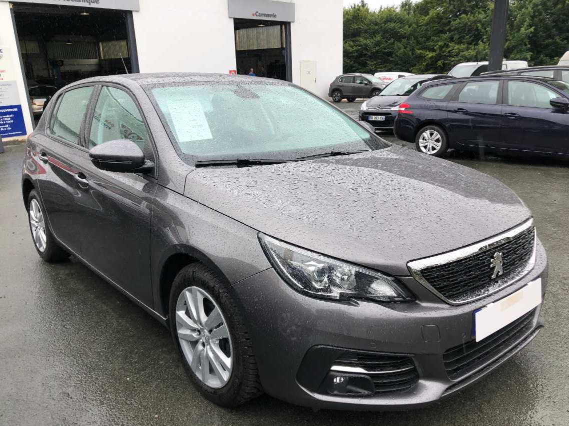 Peugeot 308 1.5 hdi 130 active business occasion