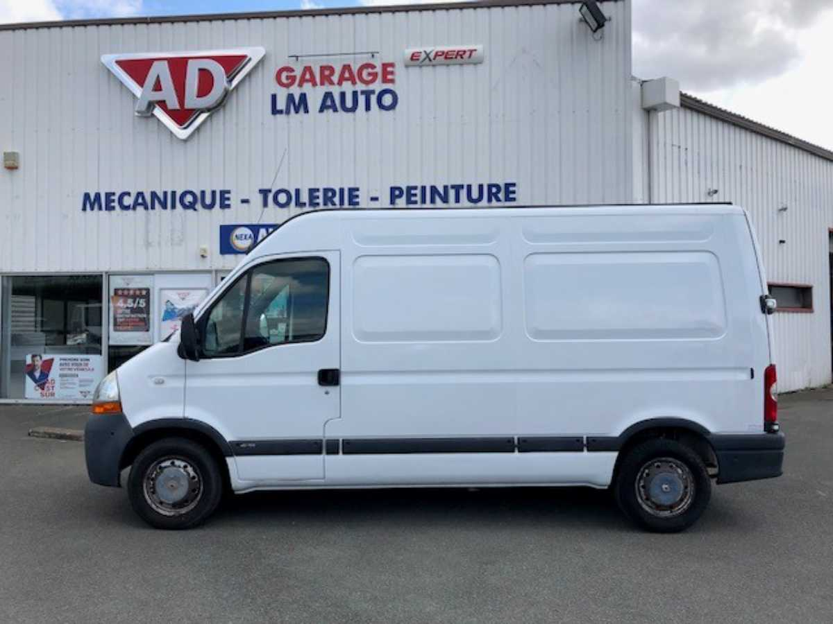 Renault Master 2.5 DCI occasion