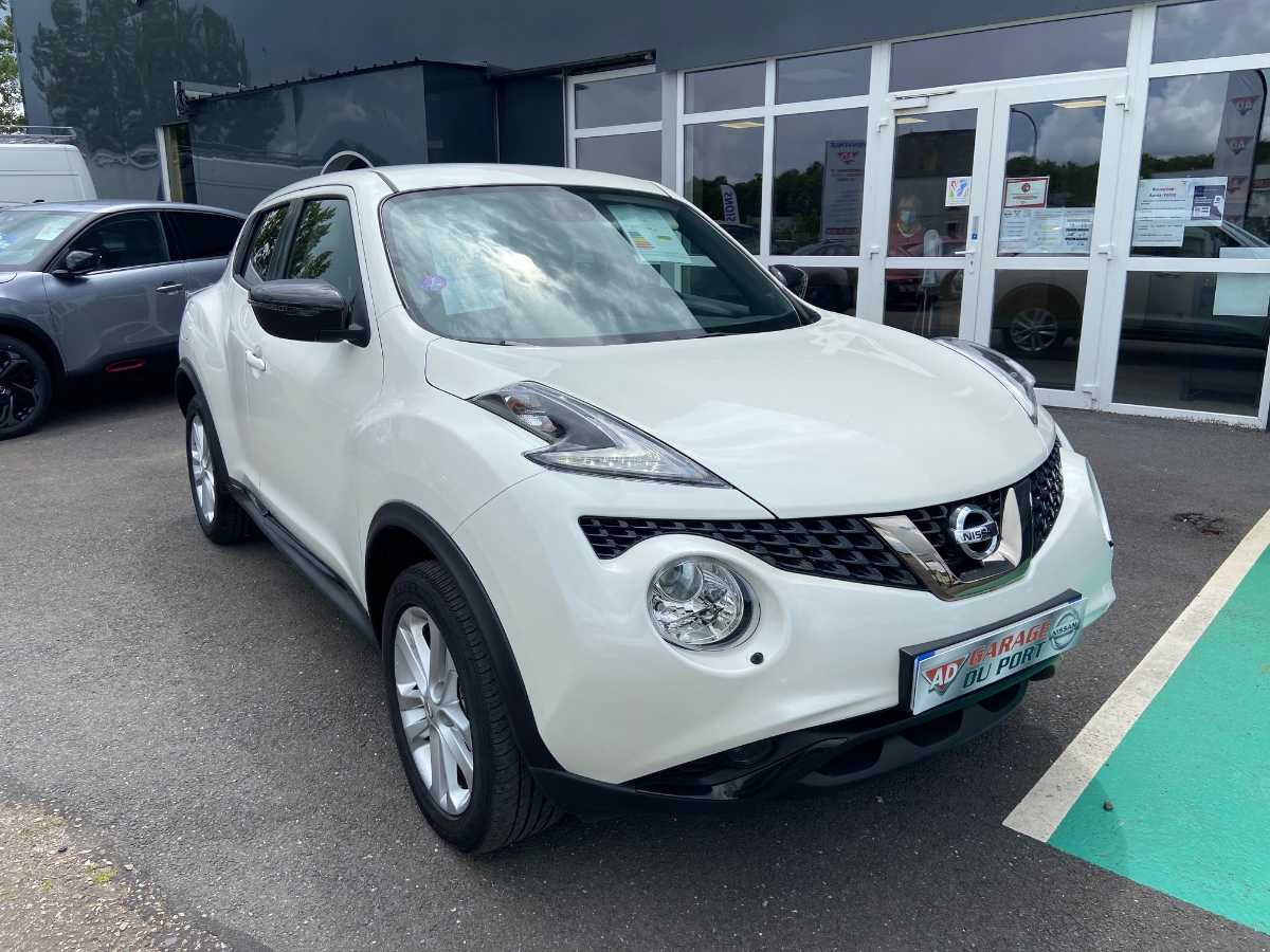 Nissan Juke 1.2 DIG-T 115CH N-CONNECTA 2018 occasion