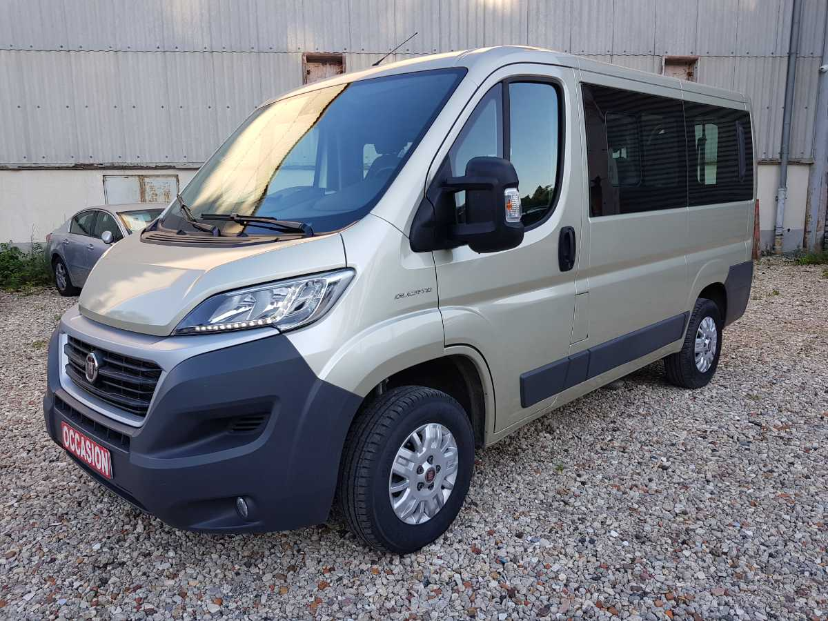 Fiat Ducato PANORAMA 8 PLACES 2.3 150CV occasion